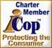 Click here to read how we Police Ourselves to Protect the Consumer
